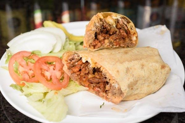 Special Burrito