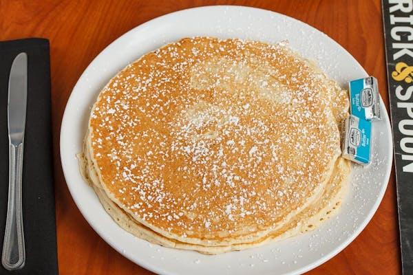 Kid's Pancake & Fruit