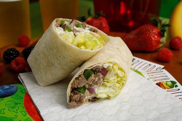 Grilled Steak Wrap