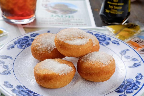69A. Chinese Donut