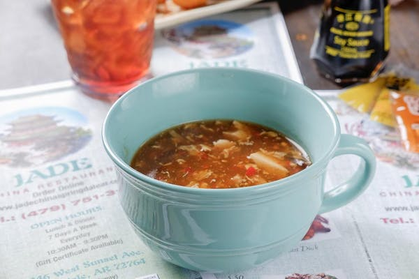 71. Hot & Sour Soup
