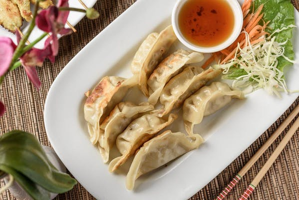 A3. Gyoza Dumplings (Pot Stickers)