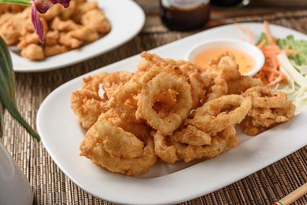A7. Crispy Calamari