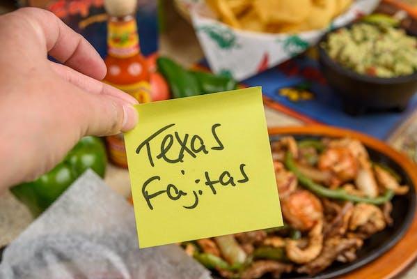 Texas Fajitas