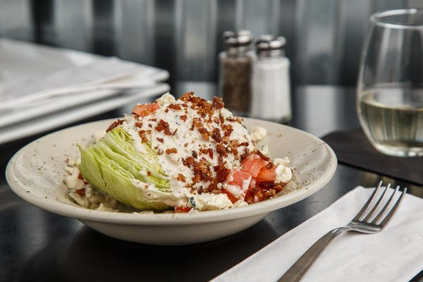 Bleu Cheese Wedge Salad