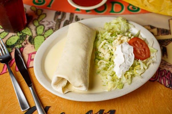 Gordo Burrito