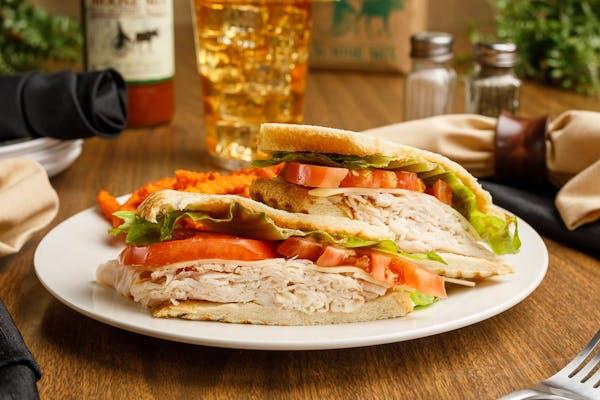 White Rock Panini Sandwich