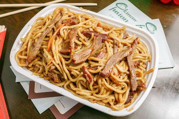 C10. Pork or Chicken Lo Mein
