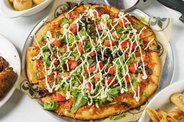 The Best BLT Pizza