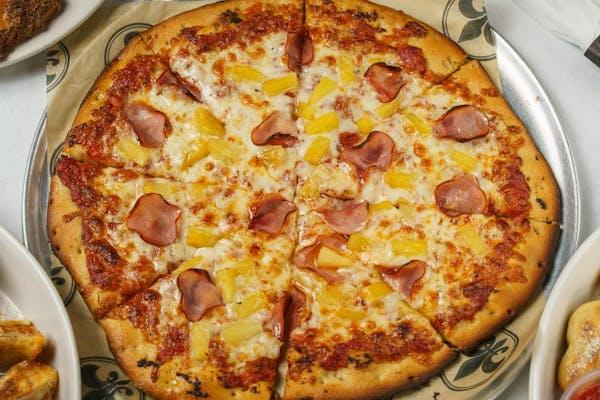 The Weirdo Pizza