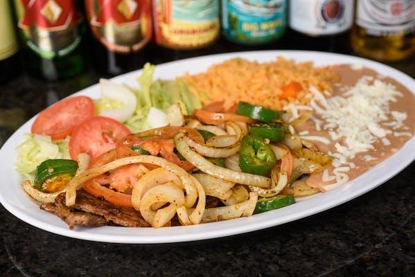 Bistec Mexicano