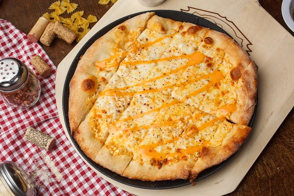 Buffalo Breadsticks with Cheese