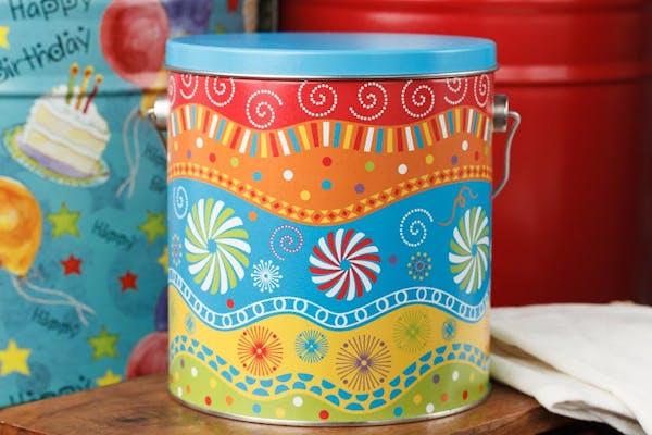 Panache Popcorn Tin