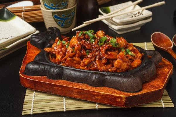 Chicken Bulgoki