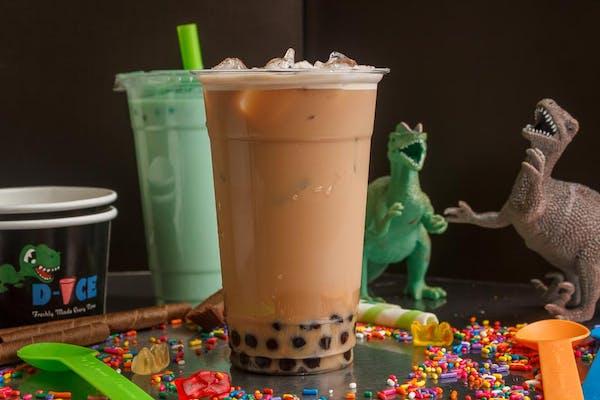 Dino Milk Tea