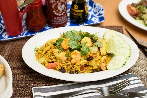 Thai Koon Fried Rice