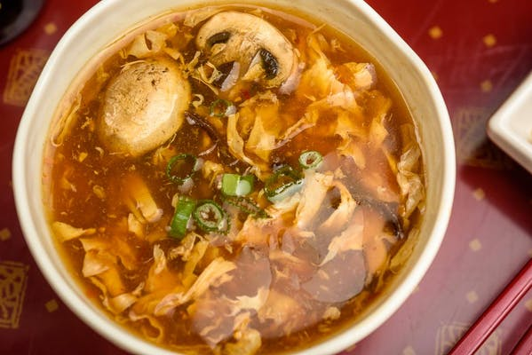 S2. Hot & Sour Soup
