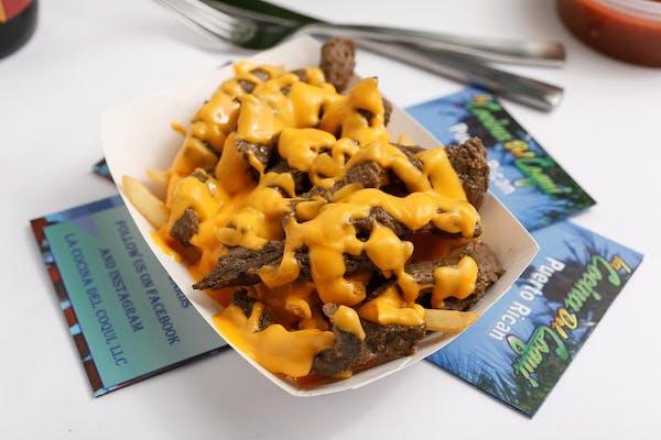 Steak & Cheese Fries