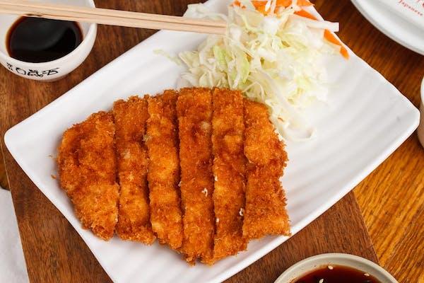 Chicken Kushi Katsu