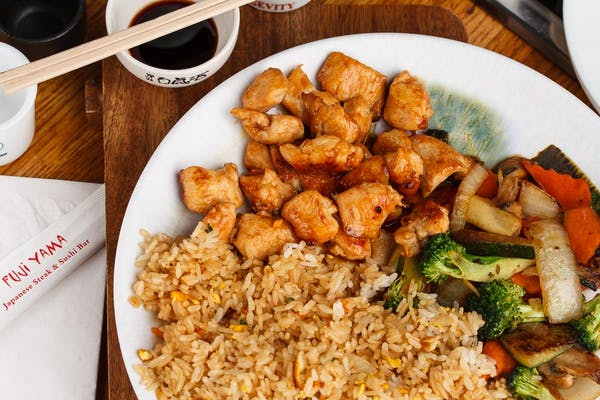 Chicken Hibachi