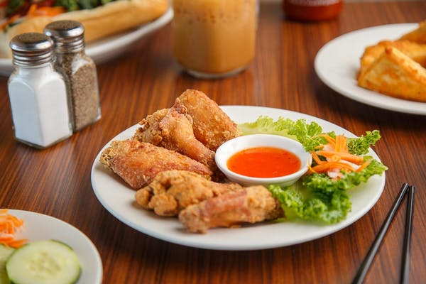 7A. Vietnamese-Style Chicken Wings