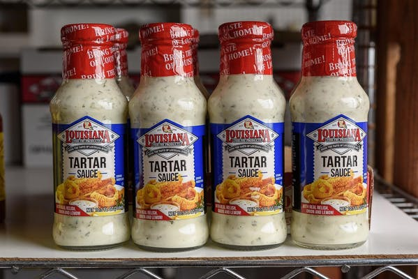 Louisiana Tartar Sauce