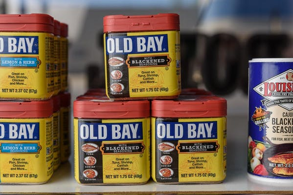 Old Bay Blackened