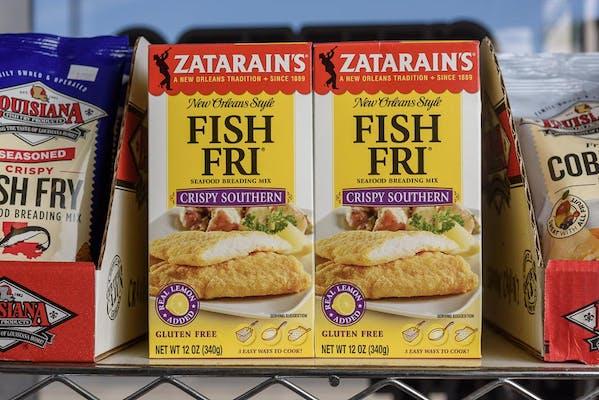 Zatarains Southern Fish Fry