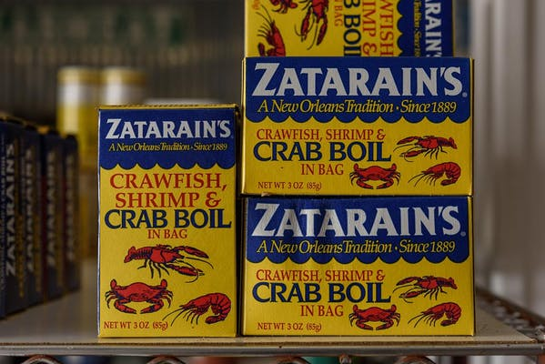 Zatarains Boil-In-The-Bag Seasoning