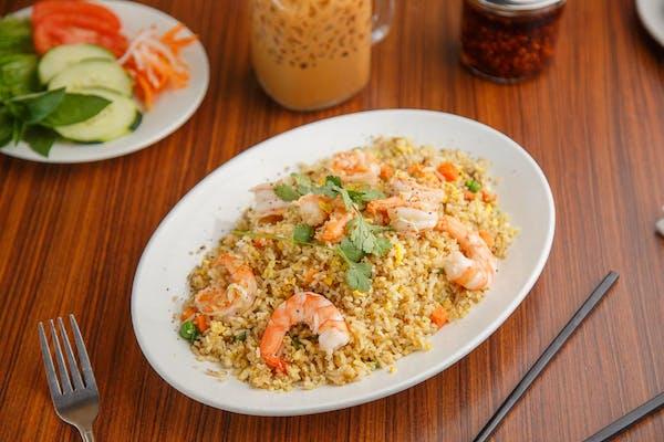 50. Shrimp Fried Rice
