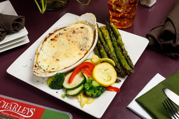 Chicken Mornay