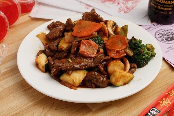 3. Hunan Beef (Lunch)