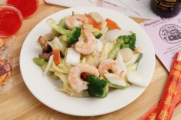 10. Shrimp Kew (Lunch)