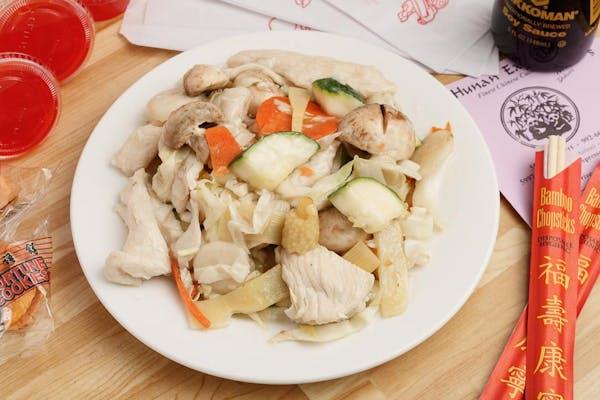 14. Chicken Chop Suey (Lunch)