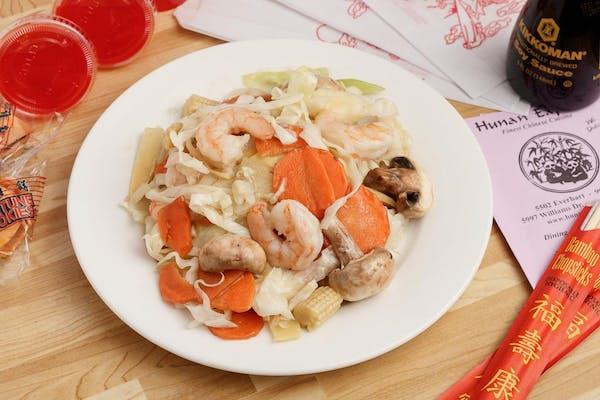 16. Shrimp Chop Suey (Lunch)