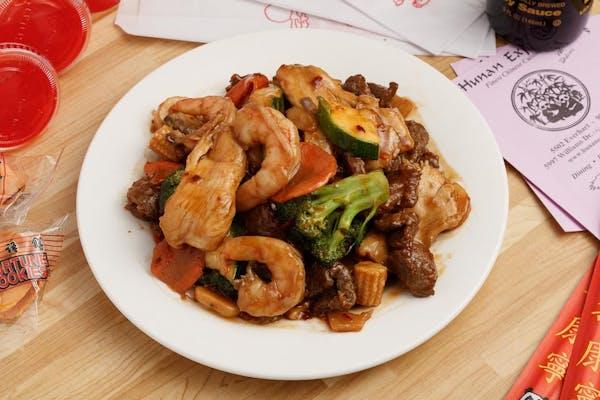 21. Hunan Delight (Lunch)