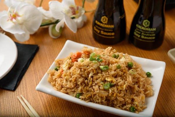 Ginger's Fried Rice