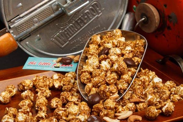 Cashew Chocolate Drop Popcorn