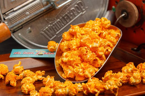Yellow Cheddar Popcorn