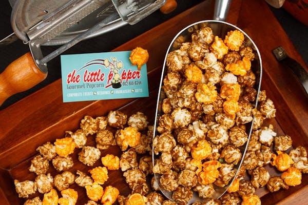Caramel Cheddar Popcorn