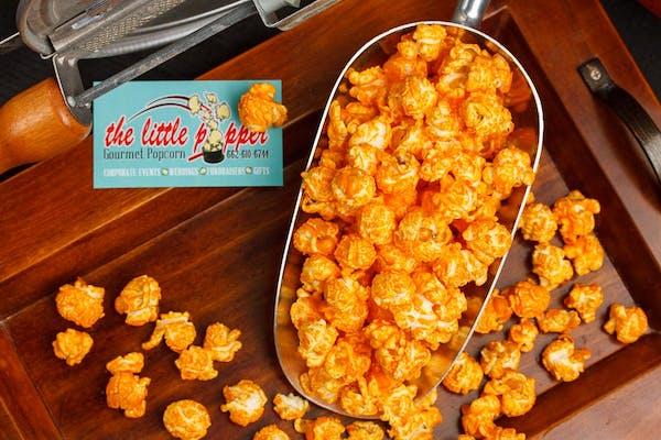 Cheesy Jalapeño Popcorn