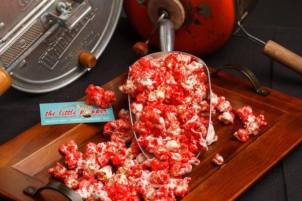 Strawberry Cream Popcorn