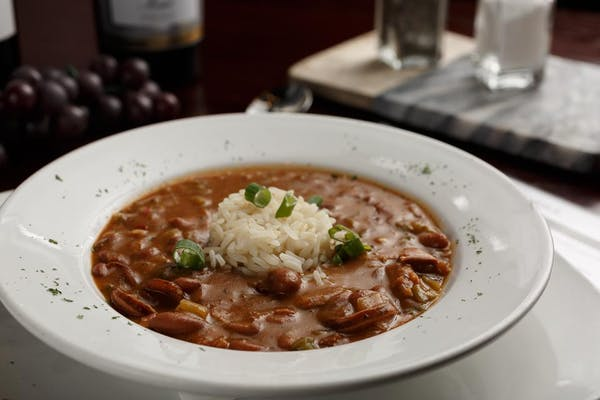 Red Beans & Rice with Andouille Sausage
