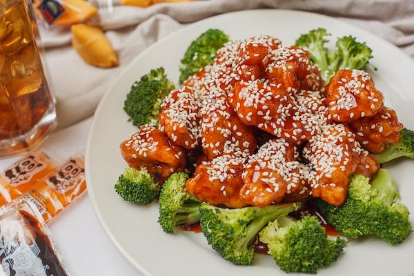 L21. Sesame Chicken