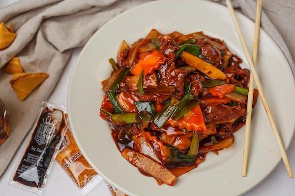 L25. Mongolian Beef