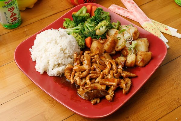 Lunch Teriyaki Chicken