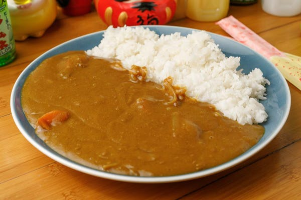 Lunch Curry Beef