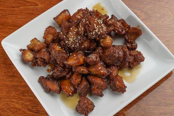 Sesame Chicken Appetizer