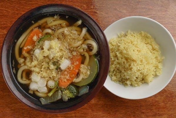 Crunch Udon
