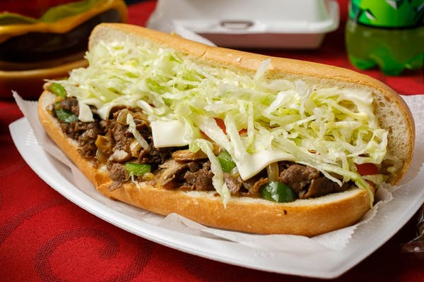 Cheesesteak Super